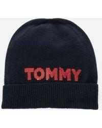 d0769d8f Tommy Hilfiger Tommy X Gigi Hadid Sailor Hat in Blue - Lyst