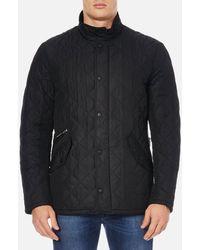 Barbour | Chelsea Sportsquilt Coat | Lyst