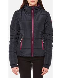 Superdry - Sports Puffer Jacket - Lyst