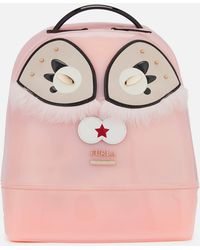 Furla - Women's Candy Ginger Cake Small Backpack - Lyst