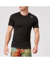 Reebok - Crossfit Short Sleeve T-shirt - Lyst