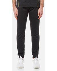 Lyle & Scott - Greene Slim Fit Fleece Track Pants - Lyst
