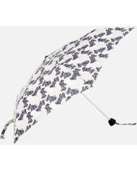 Radley - Folk Dog Mini Telescopic Umbrella - Lyst
