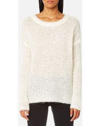 Gestuz - Hally Oversized Pullover Jumper - Lyst