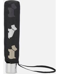 Radley Multi Dogs Telescopic Mini Umbrella