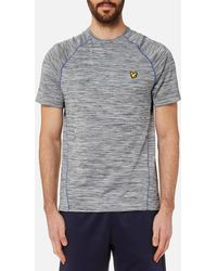 Lyle & Scott - Jones Training T-shirt - Lyst