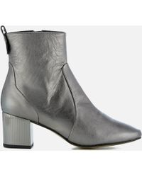 Carvela Kurt Geiger - Strudel Leather Heeled Ankle Boots - Lyst
