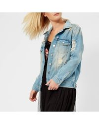 Guess - Ellie Jacket - Lyst