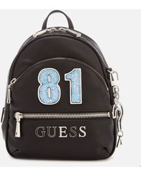 Guess - Manhattan Small Backpack - Lyst