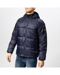 Barbour - Busa Down Jacket - Lyst