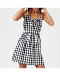 Superdry - Alice Knot Dress - Lyst