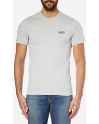 Barbour - Small Logo T-shirt - Lyst