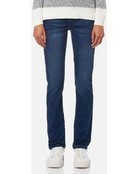 Barbour - Essential Slim Jeans - Lyst