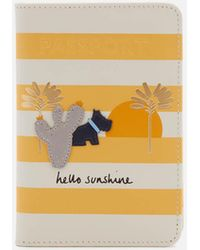 Radley - Hello Sunshine Passport Cover - Lyst