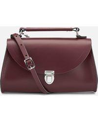 Cambridge Satchel Company - Mini Poppy Shoulder Bag - Lyst