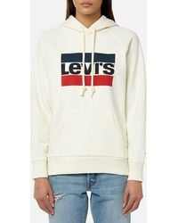 Levi's - Graphic Sport Hoody - Lyst