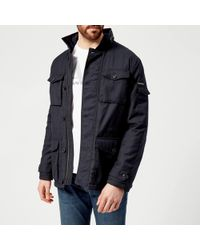 Armani Exchange - Field Jacket - Lyst