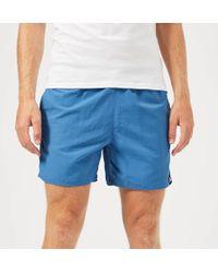 adidas - Solid Swim Shorts - Lyst