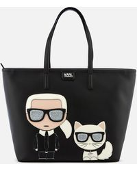 Karl Lagerfeld K/ikonik Shopper Bag