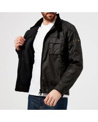 Barbour - Spec Wax Jacket - Lyst