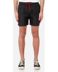DIESEL - Wave Basic Swim Shorts - Lyst