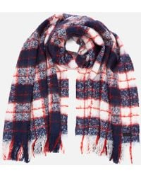 Superdry - Super Orkney Scarf - Lyst