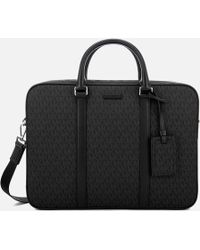 Michael Kors - Jet Set Logo Briefcase - Lyst