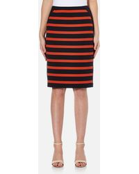 BOSS Orange - Women's Balanja Skirt - Lyst