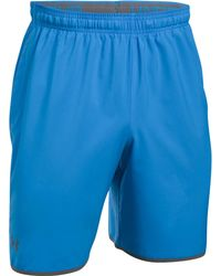 Under Armour - Qualifier Woven Shorts - Lyst