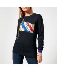 Tommy Hilfiger - Payton Graphic Sweater - Lyst