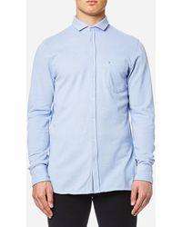 BOSS Orange - Cattitude Long Sleeve Shirt - Lyst