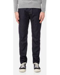 DIESEL - Larkee Beex Tapered Jeans - Lyst