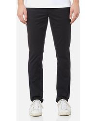 Michael Kors - Men's Slim 5 Pocket Twill Jeans - Lyst