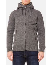 Superdry - Expedition Zip Hoody - Lyst