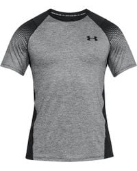 Under Armour - Mk1 Dash Prt Left Chest T-shirt - Lyst