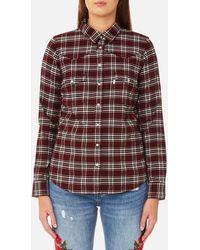 Levi's - Modern Western Shirt - Lyst