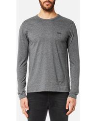 BOSS Green - Togn Long Sleeve T-shirt - Lyst