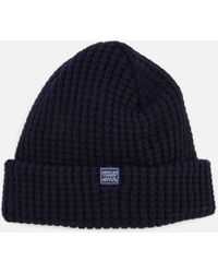 Joules Bamburgh Knitted Hat - Blue