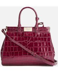 Aspinal - Florence Snap Bag Small Tote Bag - Lyst