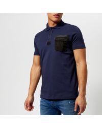 DIESEL - Temp Polo Shirt - Lyst