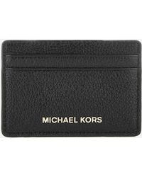 MICHAEL Michael Kors - Money Pieces Card Holder - Lyst