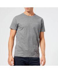 GANT - Original Short Sleeve T-shirt - Lyst