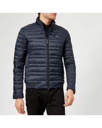 Armani Exchange - Padded Jacket - Lyst