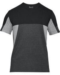 Under Armour - Sportstyle Colourblock T-shirt - Lyst