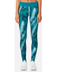 Asics - Graphic Tights - Lyst