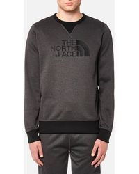The North Face - Mc Drew Peak Crew Sweatshirt - Lyst