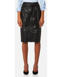 BOSS Orange - Women's Beslauny Skirt - Lyst