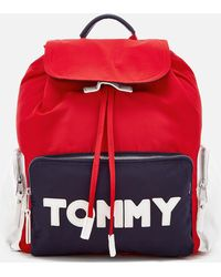 Tommy Hilfiger - Tommy Nylon Backpack - Lyst