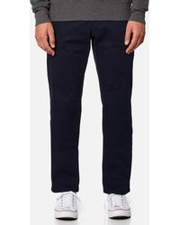GANT - Regular Twill Chinos - Lyst