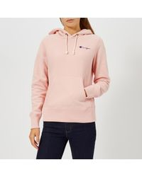 Champion - Hooded Sweatshirt - Lyst